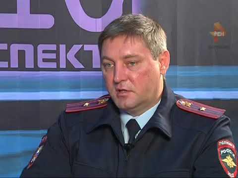 начальник отделения по вопросам миграции Александр Кузовкин