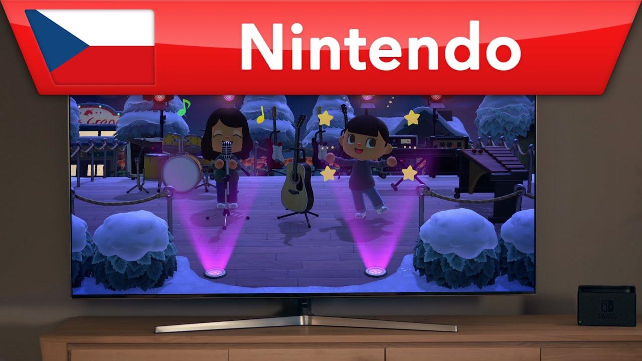 Animal Crossing: New Horizons - Zima je tady | Nintendo Switch