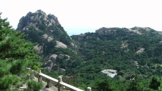 Video : China : Exploring the beautiful HuangShan 黄山 mountain; part 1 (6/8)
