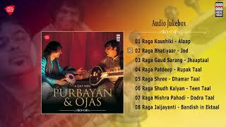 A Day with Purbayan and Ojas | Audio Jukebox | Music Today