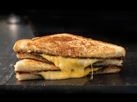Easy Grilled Cheese Recipe