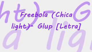 chica light glup mp3