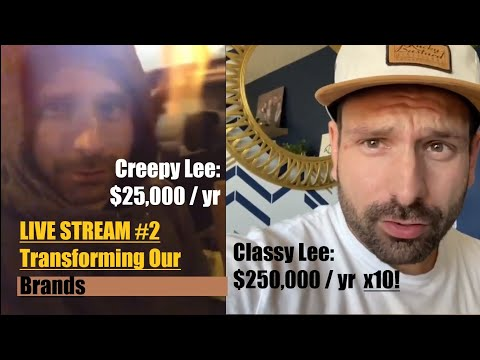 Lee & Les: Bounce Houses | Off-Season | Growing Event Business | Livestream #3