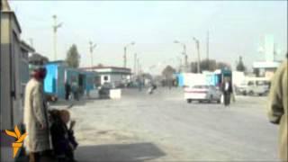 Uzbek Ўзбек ва тожик чегарачилари сўзлашди