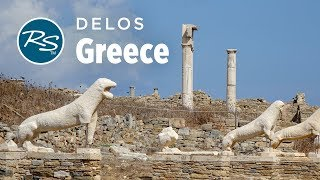 Delos, Greece: Ancient Ruins - Rick Steves