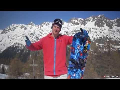 Lib Tech Skate Banana Snowboard On Snow Review 2015/2016 | EpicTV Gear Geek