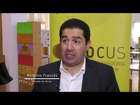Entrevista a Antonio Francés, Alcalde de Alcoy[;;;][;;;]