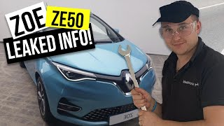 Renault Zoe Neo ZE50 REVEAL New 2020 Zoe 🔋🔌🚗