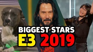 The 5 Biggest Stars Of E3 2019