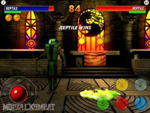 ultimate mortal kombat 3 ios fatalities