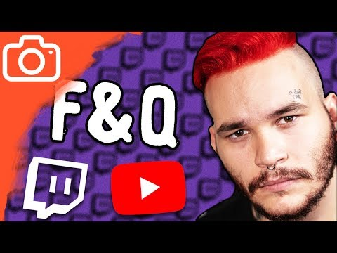 Vaše Otázky Ohledně YouTube a Streamování!