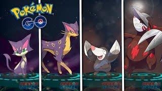 Drilbur  - (Pokémon) - ¡NUEVOS REGISTROS! EVOLUCIÓN de EXCADRILL y LIEPARD en Pokémon GO! [Keibron]