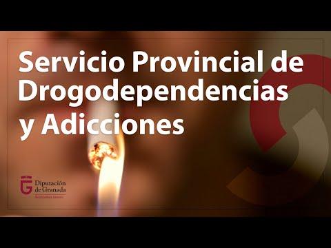 Servicio Provincial de Drogodependencias y Adicciones Granada