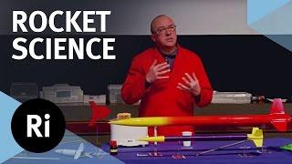 It's Rocket Science! with Professor Chris Bishop