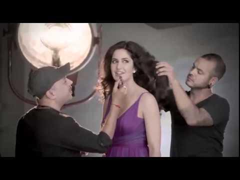 Lux - Katrina Kaif's Ad Behind the Scene