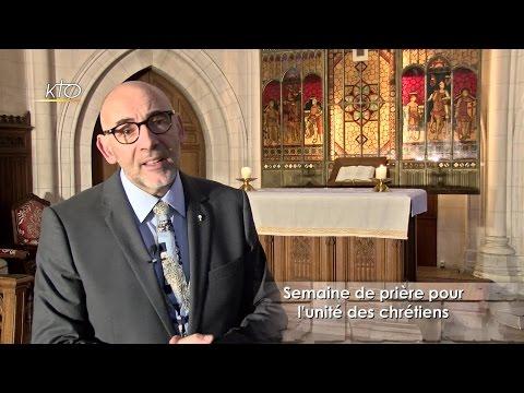 Pasteur JF Breyne - Semaine pour l'unité des chrétiens 2017