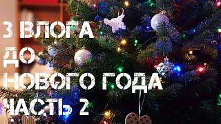 Три влога до Нового Года. Часть 2. Jekaterina Sap