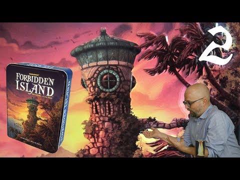 Forbidden Island (Tiltott Sziget)   Part 2   Közel a vég! - Fun With Geeks