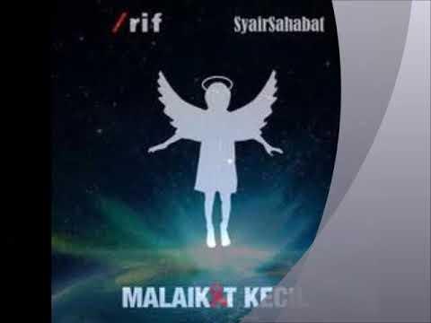 Lagu baru Rif - Malaikat Kecil ( video lirik )
