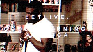 André Arrington ~ letlive. ~ Good Mourning, America (Vocal Cover)
