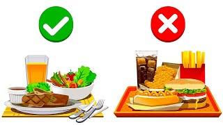 10 Главных Секретов Здорового Питания, Которые Надо Знать
