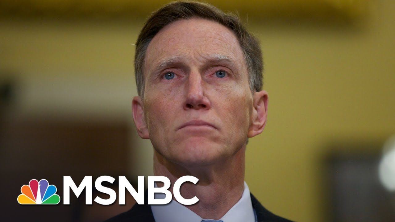 President Trump To Interview John Pistole For FBI Director Job | MSNBC thumbnail