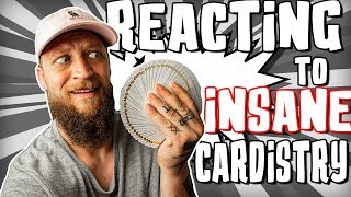 Reacting to INSANE Cardistry!! (Cardistry Con Championship)