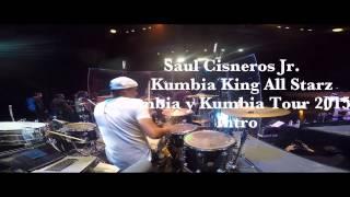 Saul Cisneros Jr. - Kumbia King All Starz - Mx Intro