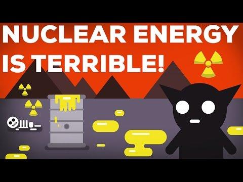 Tři důvody, proč upustit od jaderné energie