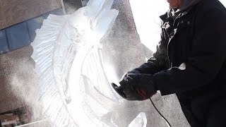 Kutzall Tools  Ice Carving