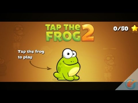 tap the frog app store