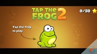 Tap The Frog - iPhone Game Trailer