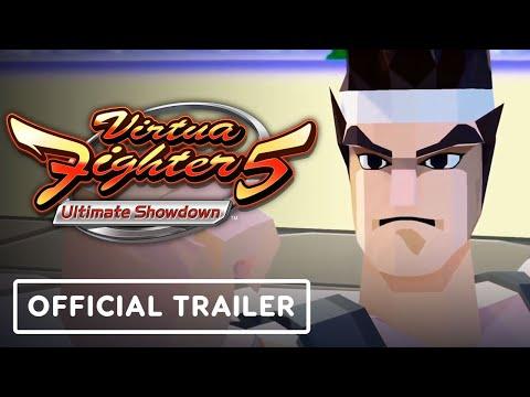 Virtua Fighter 5 Ultimate Showdown – Official Legendary Pack DLC Trailer
