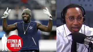 Stephen A.: Dez Bryant would be a 'damn fool' to go to Jaguars | Stephen A. Smith Show | ESPN
