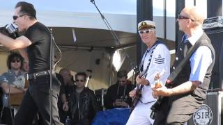 The Damned - New Rose/Neat Neat Neat - Chicago Riot Fest 2015