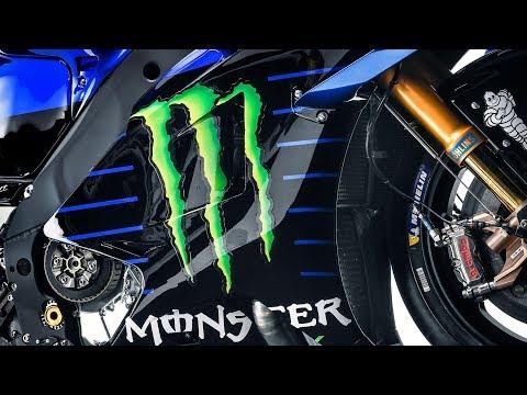 MotoGP2020 動画で見るモンスターエナジーヤマハ体制発表動画