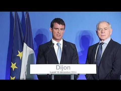 Opération anti-terroriste en France: «Le travail se poursuit de manière inlassable», assure Valls