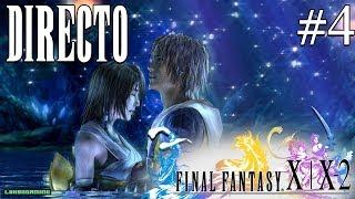 Final Fantasy X HD Remaster - Directo 4# Español - Guía 100% - La Boda y el Asalto - Nintendo Switch