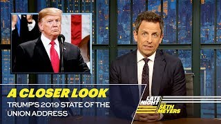 Trump's 2019 State of the Union Address: A Closer Look