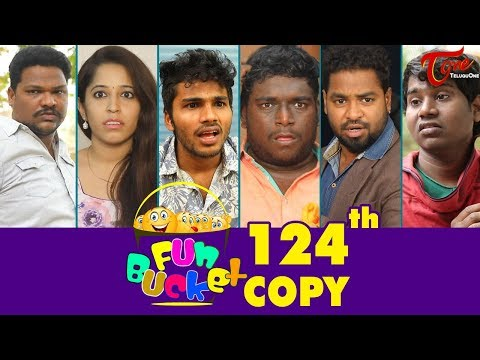 Fun Bucket | 124th Episode | Funny Videos | Telugu Comedy Web Series | By Sai Teja - TeluguOne