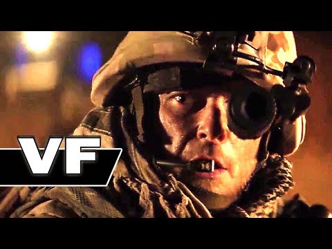 WAR ZONE Bande Annonce VF (2018)