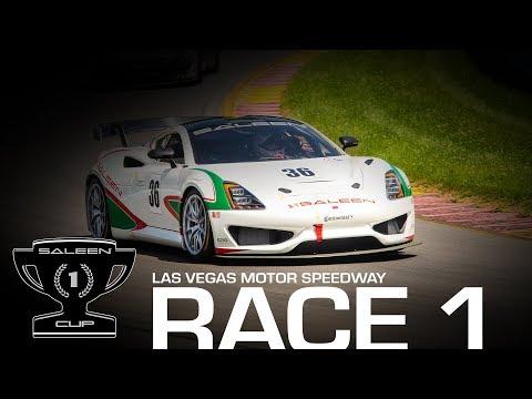 RACE 1 - LAS VEGAS MOTOR SPEEDWAY - Saleen Cup 2019