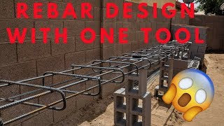 How to Cut and Bend Rebar
