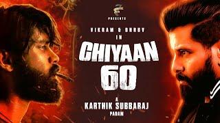 MASSIVE: Chiyaan Vikram To Face Dhurv In #CHIYAAN60 🔥| Karthick Subbaraj | Seven Screen