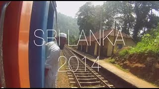 Sri Lanka - Sri Lanka Highlights - Travel 2014 - GoPro 3 White Edition