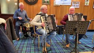 Alex Graham - A Set Of  Northern Waltzes With Frank Morrison & Ian Graham