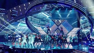 Latin AMAs 2018 - Wisin Y Yandel Reggaeton En Lo Oscuro - Live Performance