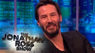 John Wick's Keanu Reeves On The Third Bill & Ted Film - The Jonathan Ross Show