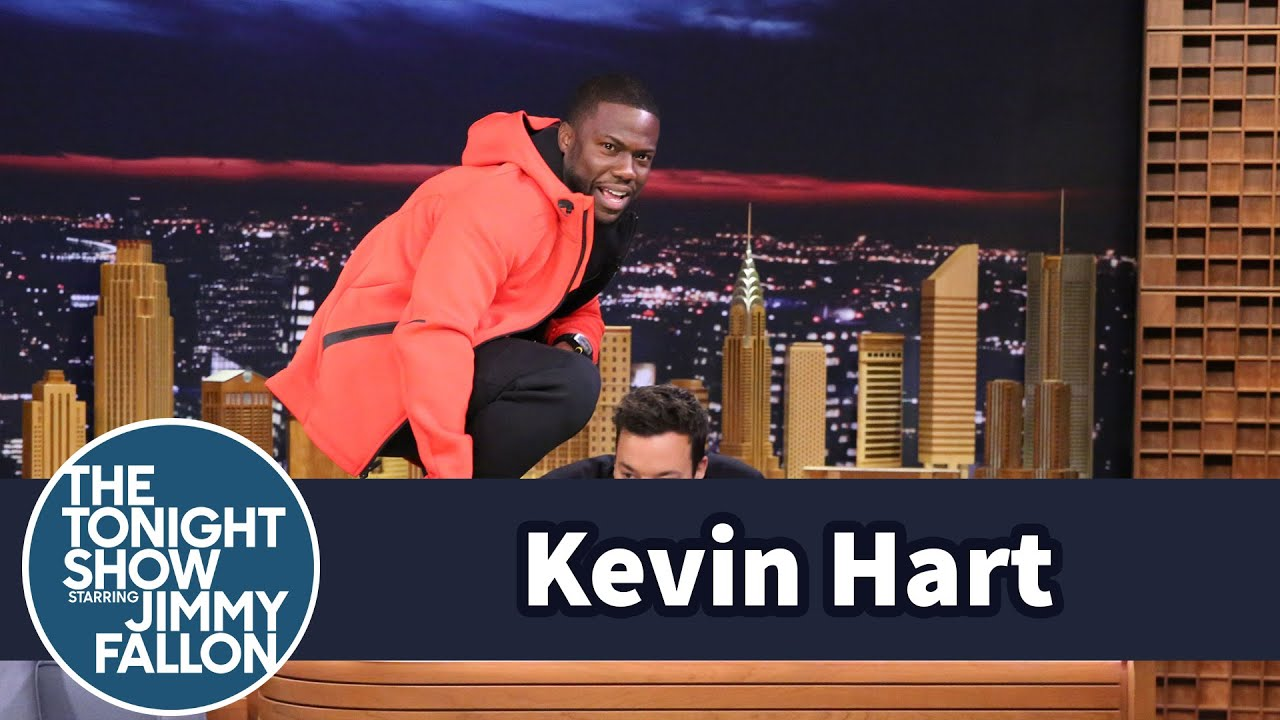 Kevin Hart Announces His Nike Cross-Training Shoes thumbnail