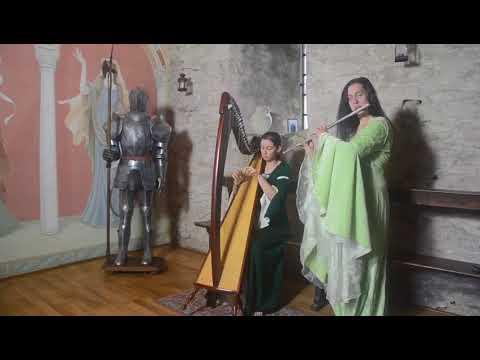 Helena & Klarissa Duo Arpa Pianoforte video preview